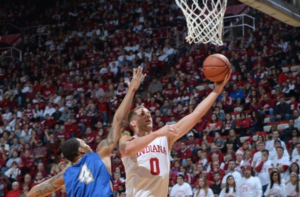 Indiana Hoosiers Get Bounce Back Win Over Morehead State Eagles