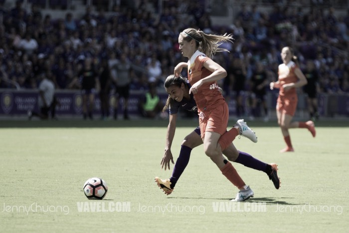 Morgan Brian traded to Chicago Red Stars, Kristie Mewis to Houston Dash