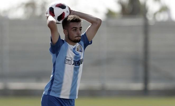 Ismael Casas disputa la Slovaquia Cup con la sub-18