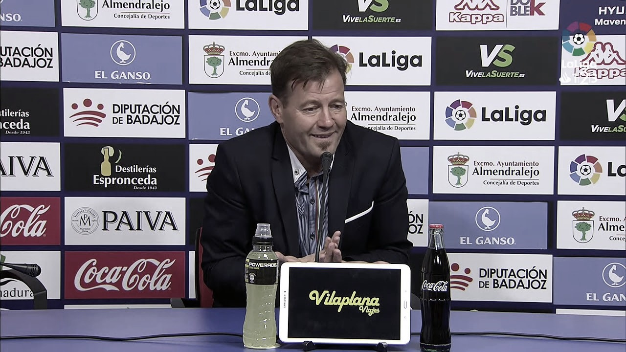 """Manuel: """"Estoy realizado, muy satisfecho de como ha salido todo"""""""