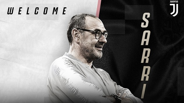 Habemus Allenatore! Juventus anunciaMaurizio Sarri como novo treinador