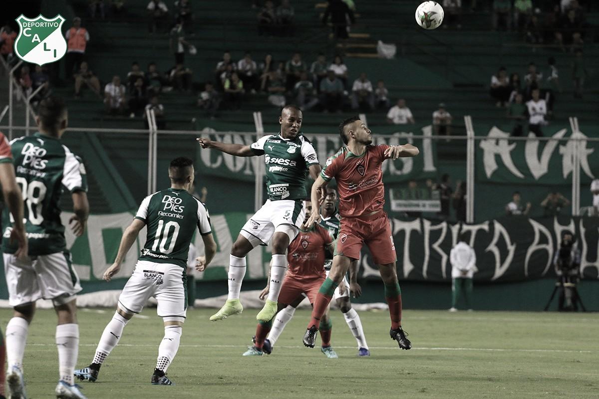 Deportivo Cali derrotó a Patriotas en Palmaseca y se acerca a la clasificación
