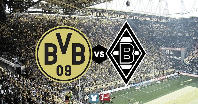 Borussia Dortmund vs Borussia Mönchengladbach en vivo y en directo online en Bundesliga 2019/20