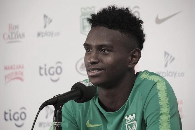 """Juan David Cabal: """"Tenemos que salir a ganar los cuatro partidos que faltan"""""""