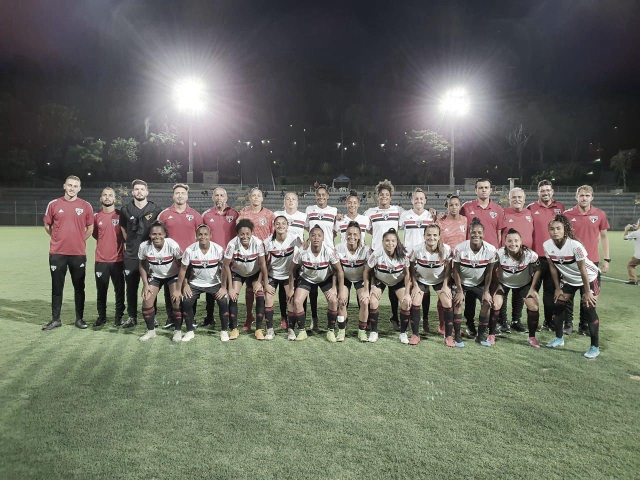 São Paulo e Internacional se enfrentam na segunda rodada do Brasileirão Feminino A1