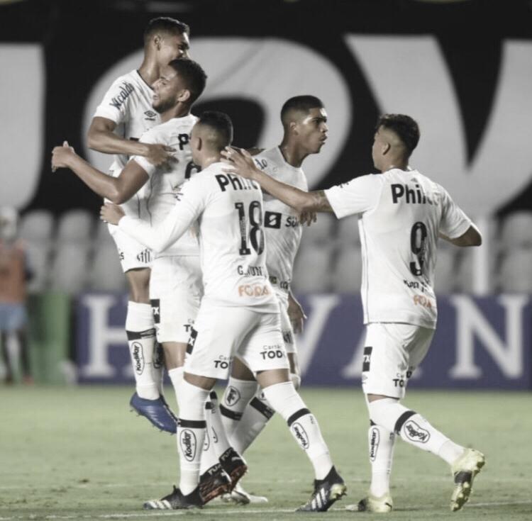 Com time reserva, Santos bate Inter de Limeira e assume liderança do grupo D