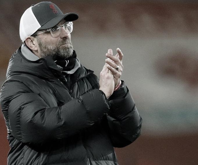 Após eliminação, Klopp elogia postura do Liverpool contra Real Madrid