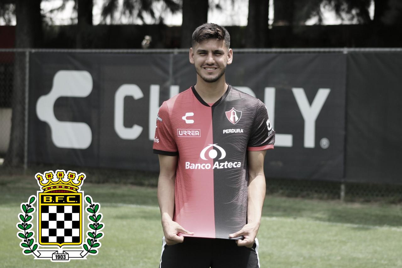 Atlas cede a Jesús Gómez al Boavista de Portugal