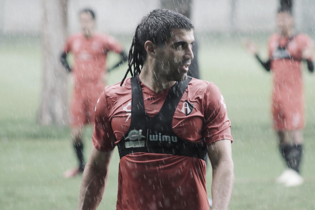"""Víctor Malcorra: """"En los seis partidos tenemos que estar muy bien en todo"""""""