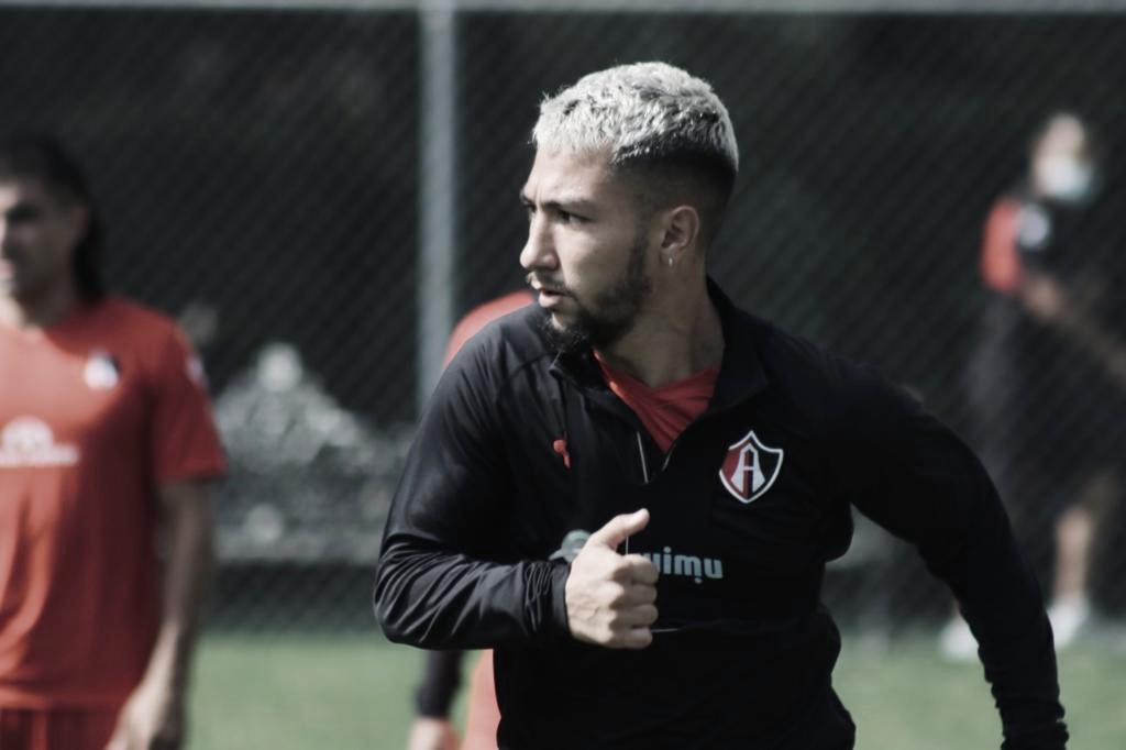 """Luciano Acosta: """"Tomaron las medidas necesarias para que se arranque el torneo"""""""