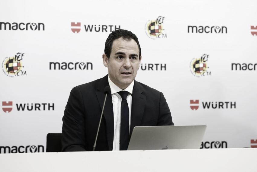 La afición atlética en contra del CTA y de Velasco Carballo