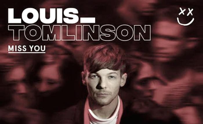 """Louis Tomlinson lanza su nuevo single, """"Miss You"""""""