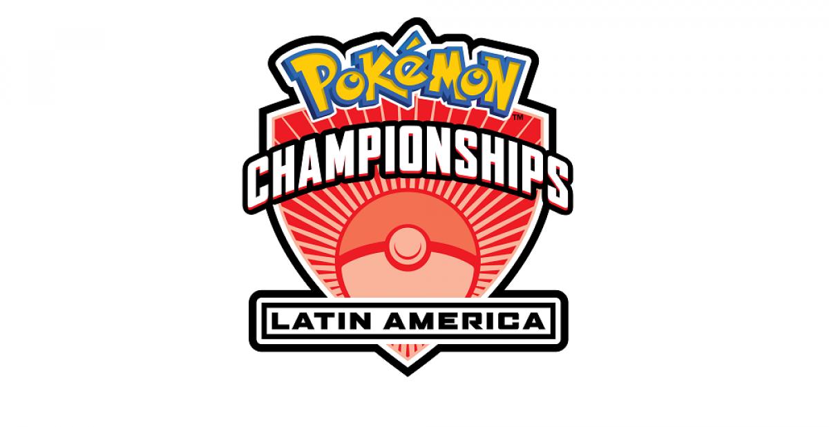 Está chegando o Campeonato Internacional Latino-americano de Pokémon 2018