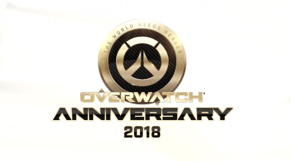Overwatch comemora segundo ano com evento repleto de novidades