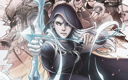 Riot Games e Marvel se juntam para publicar HQ de League of Legends