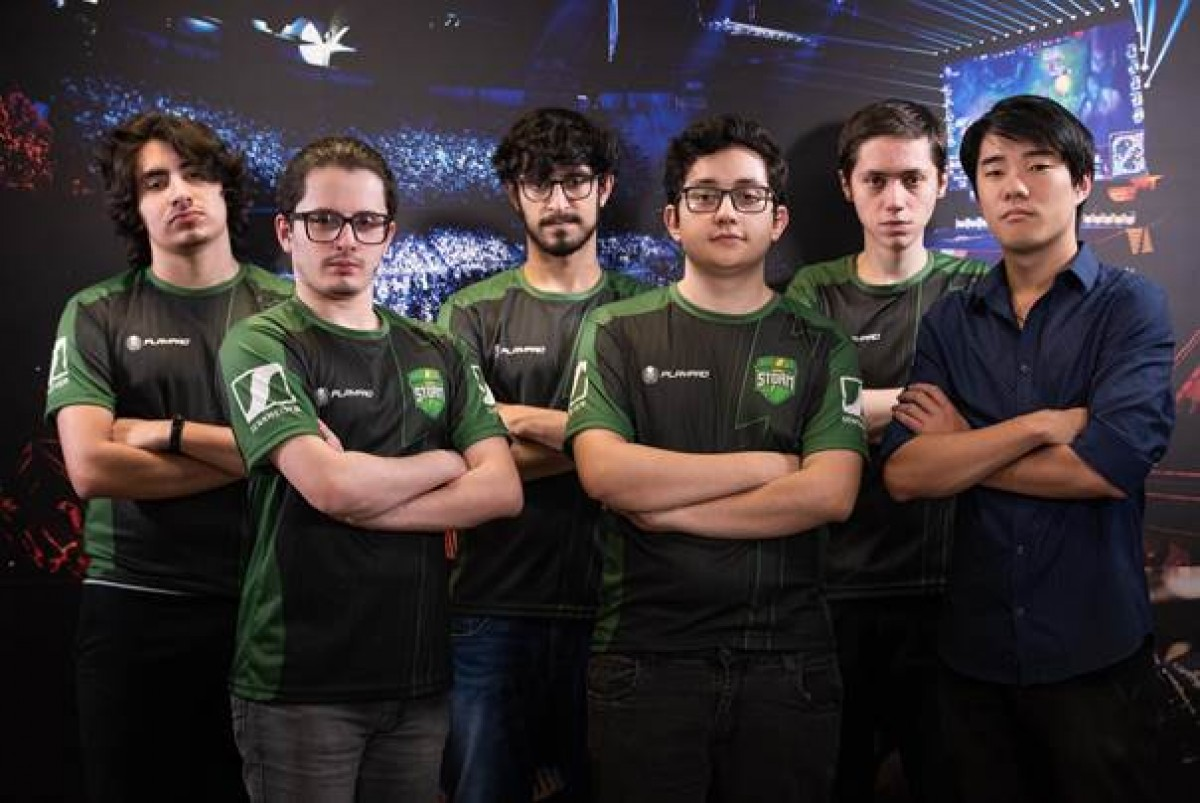 League of Legends leva time universitário brasileiro a campeonato na China