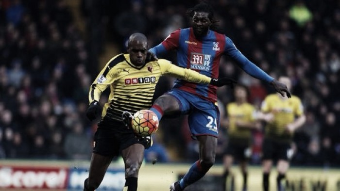 Palace to play Watford in FA Cup semi-final