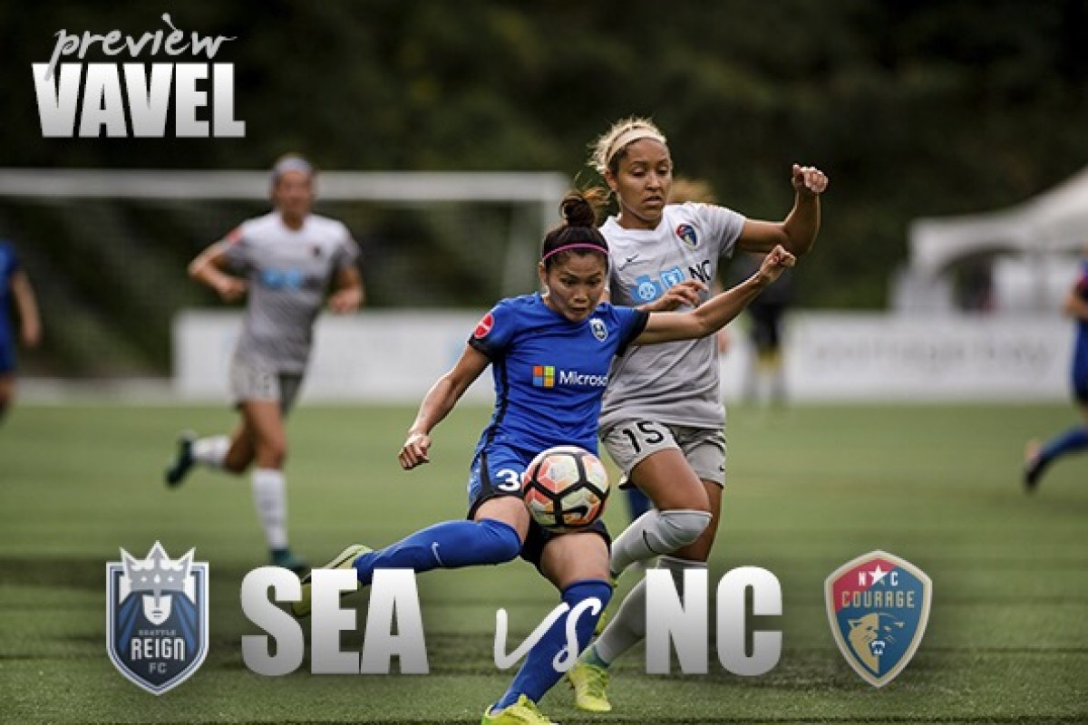 Seattle Reign FC vs North Carolina Courage preview: Courage look to solidify top spot as they visit the Reign