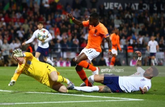 Nations League, Netherlands 3-1 England (aet): Semi-final heartbreak again