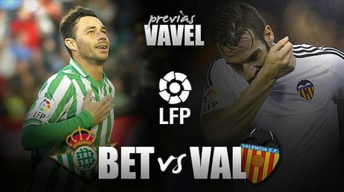 Real Betis - Valencia CF: una jornada con sabor a final