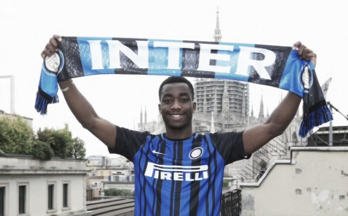 Internazionale anuncia contratação do atacante Yann Karamoh, ex-Caen