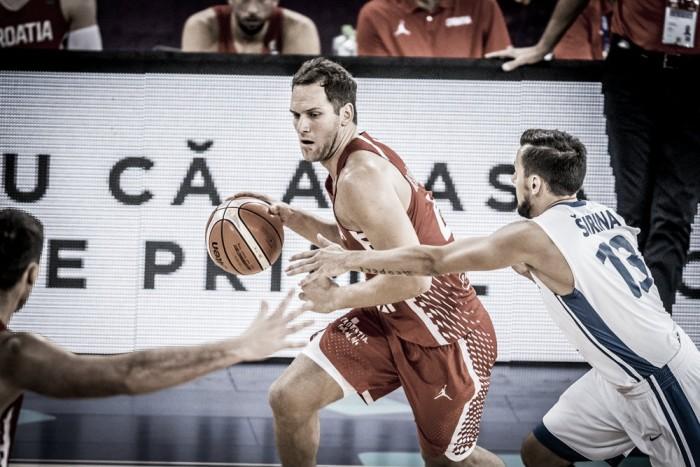 Eurobasket 2017- Croazia in scioltezza: Bogdanovic e compagni passeggiano sulla Repubblica Ceca (69-107)