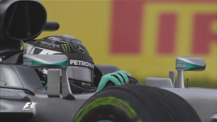 Japansese GP: Rosberg completes practice clean sweep