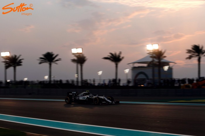 Abu Dhabi GP: Hamilton fastest in FP2 as Rosberg closes in