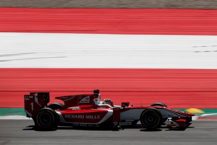 Formula 2: Leclerc eases to comfortable Austria pole
