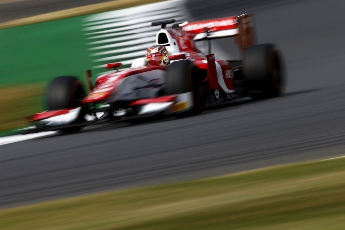 Formula 2: Leclerc extends his pole streak to six at Silverstone