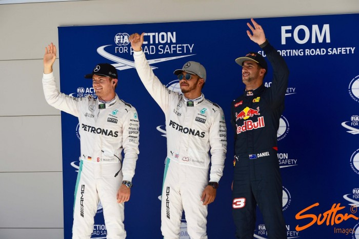 United States Grand Prix: Hamilton's Austin powers in qualifying