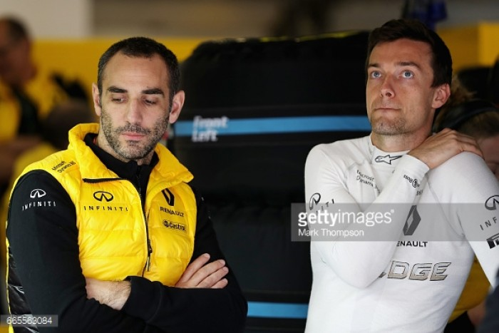 Renault boss denies Robert Kubica to drive in Monza practice