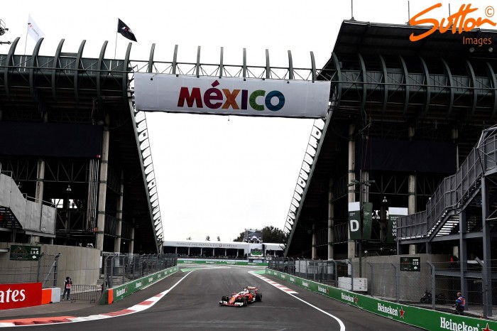 Mexican GP: Vettel edges Hamilton by 0.004 in FP2