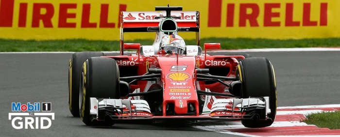 Sebastian Vettel comes out with foul-mouthed radio outburst during Mexican GP