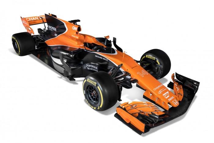 McLaren F1: 2017 Season Preview