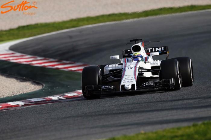 Barcelona Testing: Massa fastest as second test gets underway