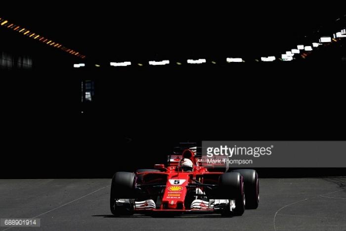 Sebastian Vettel ends 16-year drought for Ferrari in Monaco GP