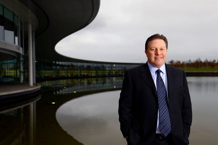 McLaren appoint Zak Brown as executive director