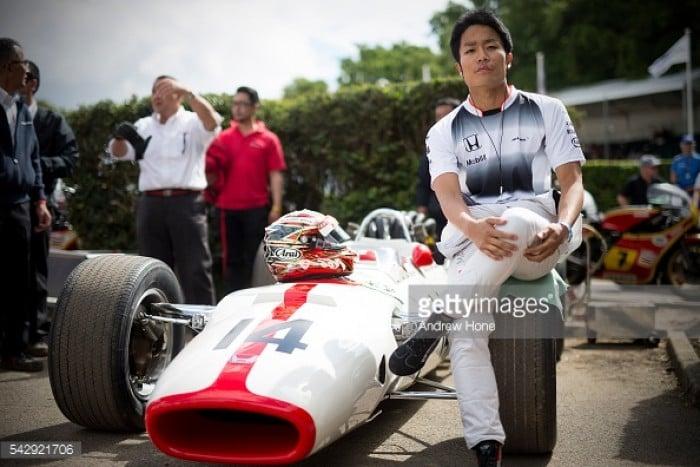 Nobuharu Matsushita to test for Sauber in post Hungary test