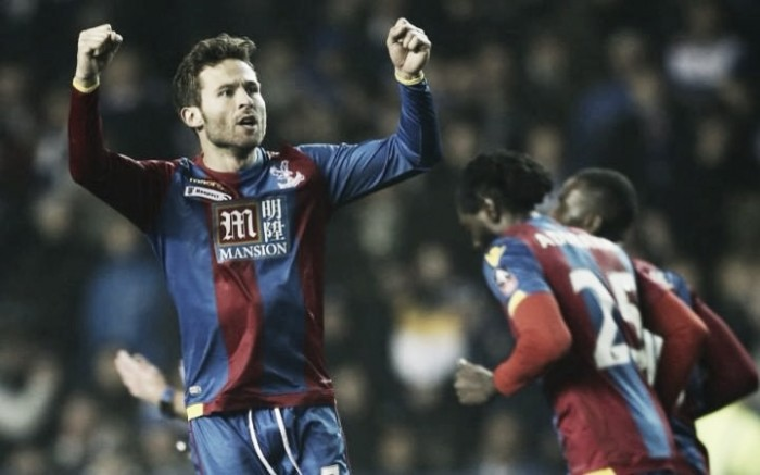 Reading 0-2 Crystal Palace: Eagles edge past Reading late on to book Wembley semi-final place