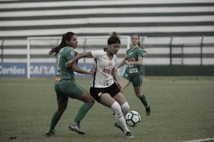 Corinthians vence Rio Preto pela Série A1 do Campeonato Brasileiro Feminino e vai à final