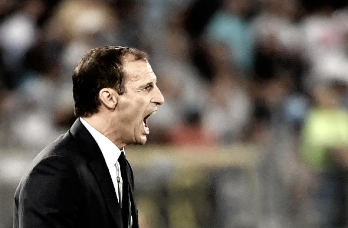 Allegri critica atitude da Juventus e admite que Lazio mereceu vencer Supercopa Italiana