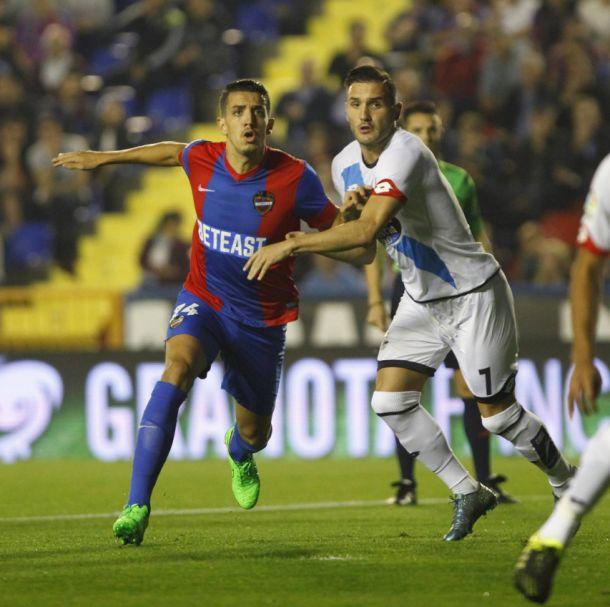 Levante UD - Deportivo: puntuaciones del Levante UD, jornada 11 de la liga BBVA