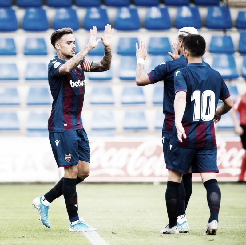 Previa Levante UD - Elche CF: tic-tac