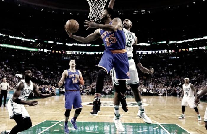 NBA - Super Rose e New York sbanca il TD Garden, Houston guarisce e cancella Milwaukee