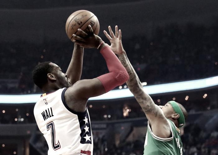 NBA Playoffs - John Wall ed il tiro che vale gara 7