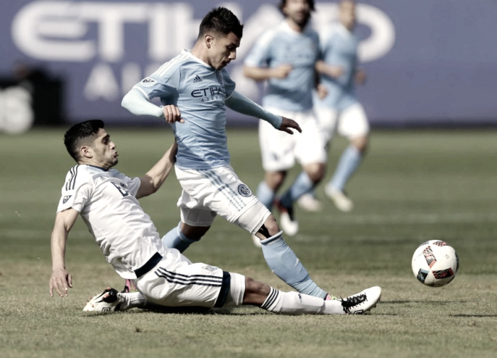 Vancouver Whitecaps vs New York City FC: NYCFC hope to continue win streak
