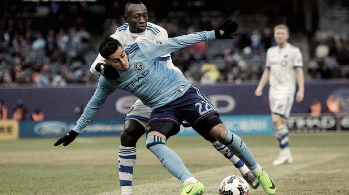New York City FC travel to Montreal in hopes of getting back on track