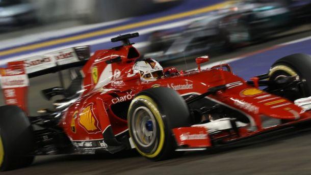 """Formula1, Singapore: Ferrari, Vettel...""""Fantasticio"""""""