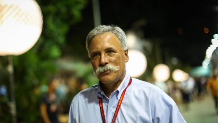 F1 | Carey vuole pensionare il Patto della Concordia